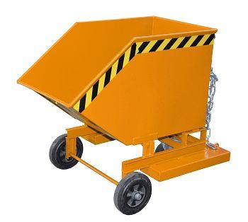 Kastenwagen, mit Einfahrtaschen Typ KW 400, lackiert