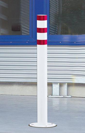 Rammschutz-Poller OUTDOOR zum Aufdübeln HxØ: 1200 x 76 mm