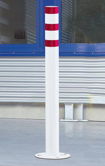 Rammschutz-Poller OUTDOOR zum Aufdübeln HxØ: 1200 x 273 mm