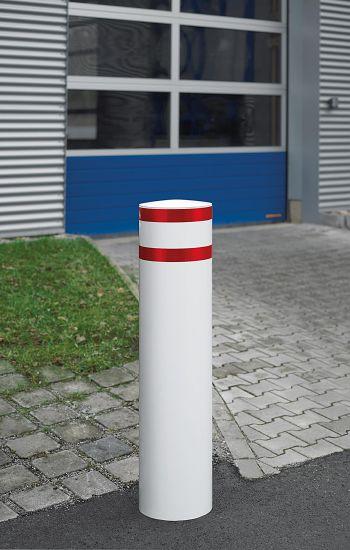 Rammschutz-Poller OUTDOOR zum Einbetonieren HxØ: 1600 x 273 mm