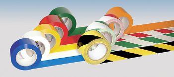 TOPline-tape Rollen,rot 50 mm breit / Länge 33 m