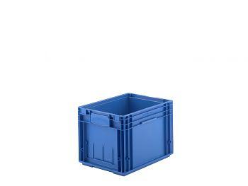 Kleinladungsträger RAL 5005 blau 345x260x262,0 mm/RL-KLT 4280