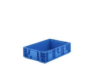 Kleinladungsträger RAL 5005 blau 544x359x129,5 mm/RL-KLT 6147