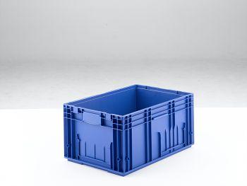 Kleinladungsträger RAL 5005 blau 544x359x262,0 mm/RL-KLT 6280