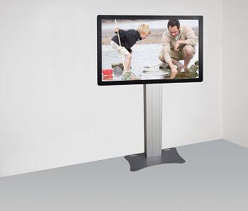 AluTV zur Montage an Leichtbauwänden