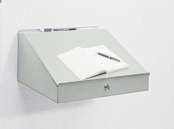Schreibpultaufsatz BxHxT 500x250/60x500mm