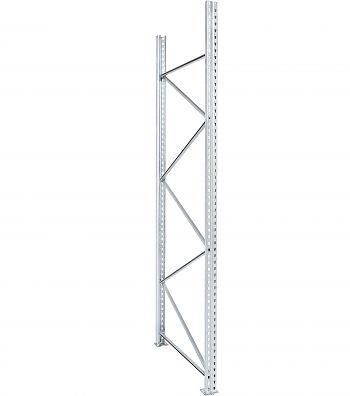 Palettenregalstützrahmen unmontiert Typ P3, H 4500 x B 1100 nn