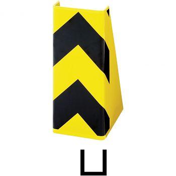 Anfahrschutz Typ 1, U-Form für P1-P3 3-seitiger Schutz Höhe 400mm