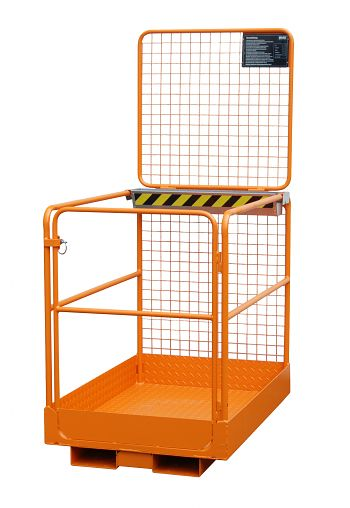 Sicherheitskorb Typ SIKO L LxBxH: 1290 x 800 x 1890 mm