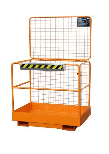Sicherheitskorb Typ SIKO LxBxH: 1090 x 1200 x 1885 mm