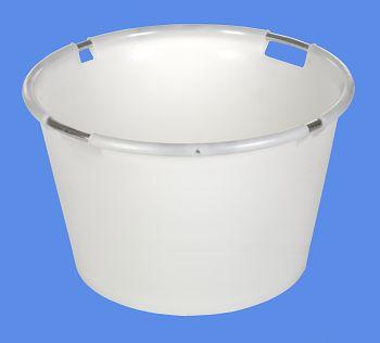 Transportbehälter natur Druchm. 65/50xH 40 cm