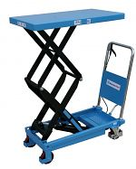 Hubtischwagen Tragl. 350 kg Tischmaß 910 x 500 mm