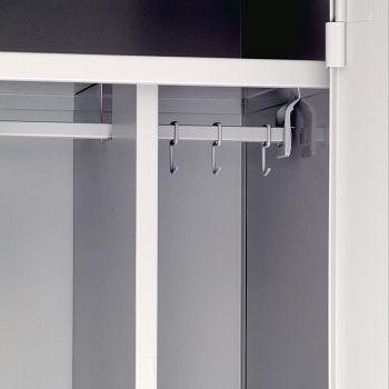 Trennwand grau zu Werkzeugbox 150 Ltr.  540 x 370 mm