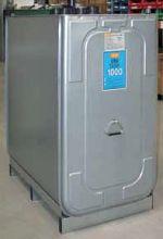 Schmierstofftank doppelwandig Uni-Tank Inhalt 400 ltr.