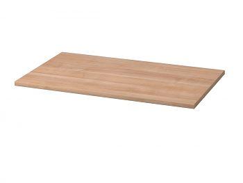 Fachboden für Rolladenschrank B: 60 cm, Dekor: Nussbaum