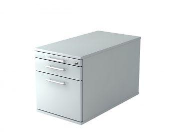 Roll-Container,  Dekor: Grau BxTxH: 428 x 800 x 512 mm