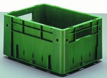 Schwerlast-Transportkasten LxBxH 400x300x210mm VE=4Stck.