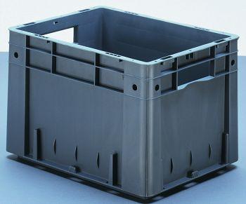 Schwerlast-Transportkasten LxBxH 400x300x270mm VE=4Stck.