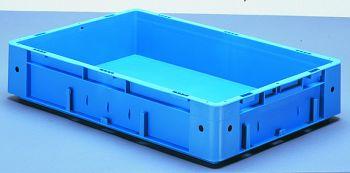 Schwerlast-Transportkasten LxBxH 600x400x120mm VE=2Stck.