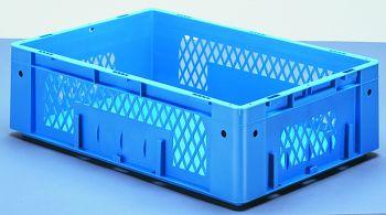 Schwerlast-Transportkasten LxBxH 600x400x175mm VE=2Stck.