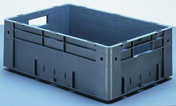 Schwerlast-Transportkasten LxBxH 600x400x210mm VE=2Stck.