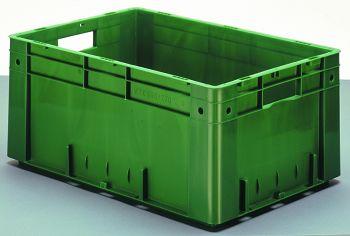 Schwerlast-Transportkasten LxBxH 600x400x270mm VE=2Stck.