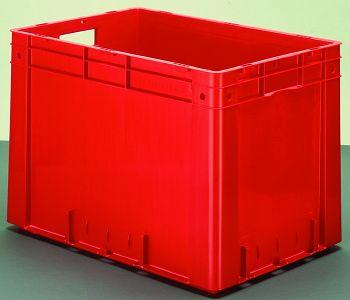 Schwerlast-Transportkasten LxBxH 600x400x420mm VE=2Stck.
