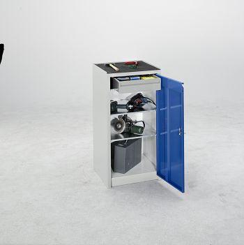 Werkstattschrank m. Schublade BxHxT 500x1000x500mm